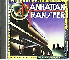 The Best Of The Manhattan Transfer by The Manhattan Tra... | CD | condition good