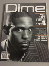 Nba Dime Magazine 2005 Chris Webber Rare No Label