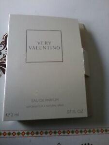 very valentino perfume sample 2ml edp  spray  rare