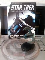 Eaglemoss Star Trek #24 XINDI INSECTOID WARSHIP with Magazine Starships