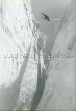 SEAN CONNERY FIVE DAYS ONE SUMMER 1982 VINTAGE PHOTO ORIGINAL ALPS MOUNTAIN