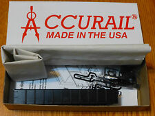 Accurail Ho #3700 Aar 41' Drop End Gondola Undec.