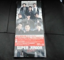 KPOP SUPER JUNIOR Hero (2CD + DVD) Limited Japan Edition