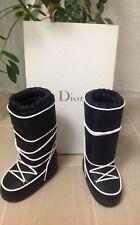 Rare Cristian Dior  moon boots  sky dior size 35-37 new