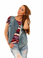 Diesel Damen Jeansweste POINE GILE Gr: M
