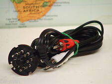 Amp Relay Cable W/ ALC For Kenwood TS-520 Transceivers