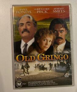 OLD GRINGO -  GREGORY PECK - JANE FONDA - JEREMY SMITS - REGION  4