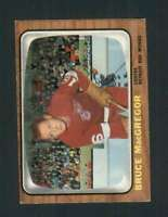 1966-67 Topps #104 Bruce MacGregor EXMT/EXMT+ Red Wings 108057