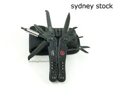 24pcs Multi Tool Lock System Camping Hiking Survival Stainless Steel Top Quality