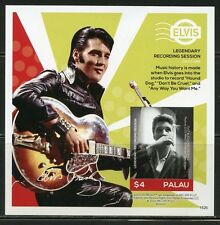 PALAU NEVER BEFORE OFFERED RARE ELVIS  PRESLEY RECORDING SESSION  IMPERF MINT NH