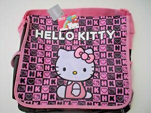 Sanrio Hello Kitty Dice Messenger Bag School Shoulder/Diaper Bag
