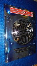 LIBRO GUINNESS WORLD RECORDS 2012.MONDADORI.2011 CARTONATO OTTIMALE!!