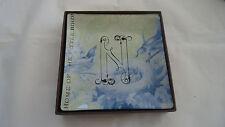 Fringe Studio Glass Trinket Vanity Tray#511064  MONOGRAM N-NIB