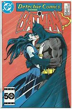 DETECTIVE COMICS #556 DC Nov 1985 NM+ 9.6 W BATMAN/NOCTURNA KISS COLAN B/O