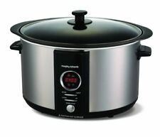 Morphy Richards Accents  Digital Sear and Stew Slow Cooker 6.5 L 461003