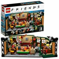 LEGO 21319 Ideas Central Perk Friends TV Show Collectors Set, Hard To Find