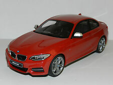 GT Spirit Models 1/18 BMW M235i Red L/E MiB