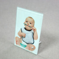 Personalised Photo Rectangle Glass Panel Frame