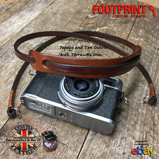 Leather Camera Shoulder Strap