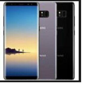 Samsung Note 8 N950U Verizon Page Plus Straight Talk Total Unlocked Very Good