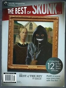 """""""The Best Of Skunk Magazine"""" (Volume 14, 2016) The Best Of The Rev Is Back"""