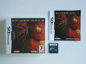 SPIDERMAN 2 * NINTENDO GAME DS / DS LITE / DSi 100% GENUINE . FAST POST