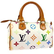 LOUIS VUITTON MINI SPEEDY 2WAY HAND BAG MONOGRAM MULTI M92645 TH1003 RK14220i