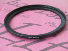 77mm to 86mm Stepping Step Up Filter Ring Adapter 77mm-86mm