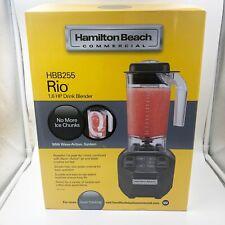 Hamilton Beach Hbb255 Rio 14l Bar Blender Commercial 16 Hp