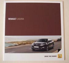 Renault . Laguna . Renault Laguna . November 2010 Sales Brochure