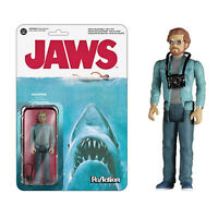Funko Reaction Jaws Hooper Action Figure Size 3.75""
