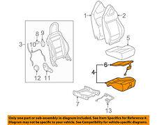GM OEM Front Seat Bottom-Foam Cushion Pad Insert Right 19124219