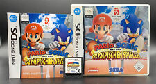 Spiel: MARIO & SONIC OLYMPISCHEN SPIELEN für Nintendo DS + Lite + XL 3DS 2DS