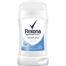 Rexona Women Cotton Dry Deodorant Stick Pack of 6 x 40 ml