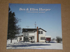 BEN & ELLEN HARPER - CHILDHOOD HOME - CD SIGILLATO (SEALED)