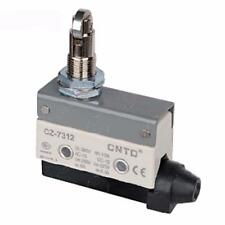 Micro Interruttore Serie CZ Plastica 1NO+NC 10A 250V IP40   CNTD-CZ-7312