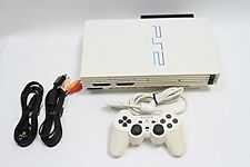 Sony PlayStation 2 PS2 Racing Pack Ceramic White japan free shipping rare
