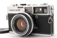 【N MINT+++】Olympus 35 SP 35mm Film Camera Rangefinder 42mm f/1.7 Lens From JAPAN