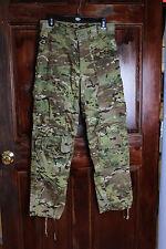 Used GI Flame Resistant Uniform Multicam Combat Pants NO Kneepads Small Regular
