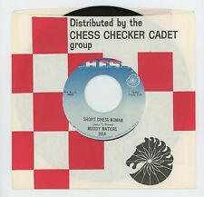 Muddy Waters 1960's Chess 45rpm Short Dress Woman b/w My John, The Conquer Root