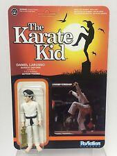 Karate Kid - Daniel Larusso ReAction 3 3/4-Inch Retro Action Figure  Funko