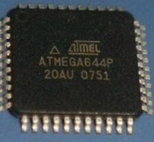 new 2pcs  ATMEGA644P-20AU ATMEL QFP IC *  tt