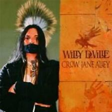 Crow Jane Alley by Willy DeVille (CD, Jul-2006, Phantom Import Distribution)
