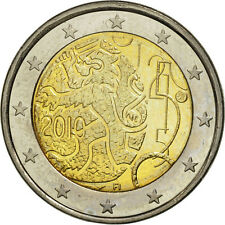 [#460949] Finlande, 2 Euro, 150 years, 2010, SPL, Bi-Metallic
