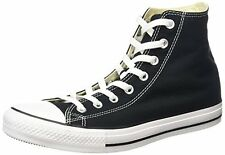 Converse Unisex Chucks All Stars Hi High Top Sneakers Schuhe Gr. 38 Schwarz NEU