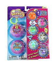 Squinkies Squashies Starter Pack - Includes 6 Squinkies