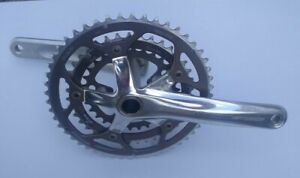 FSA gossamer crankset triple 10speed new take-off new bike MegaExo 175mm