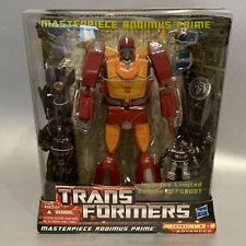 Transformers MASTERPIECE RODIMUS PRIME Toys R Us / TRU Exclusive Complete In Box