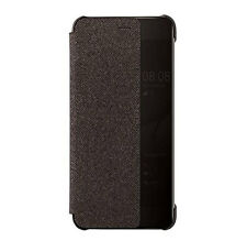 BRAND NEW GENUINE HIGH QUALITY HUAWEI FLIP VIEW CASE FOR P10 - BROWN