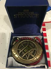 Marvel Doctor Strange Eye of Agamotto 1:1 Scale Licensed Prop Replica Necklace